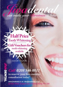 Jivadental Christmas Promotion