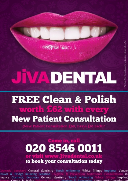 Jiva Dental Promotions